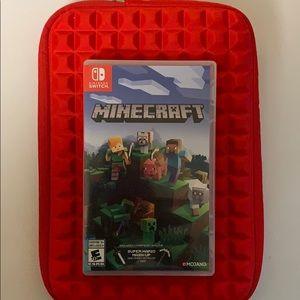 Nintendo Mincraft